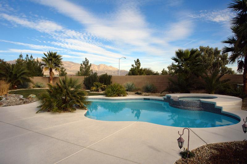 Hydropool Com Encore Cool Pool Concrete Deck Composite