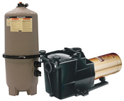 Build Your Own Hayward Pool Pump and D.E. Filter Pool Equipment Package - Item HaywardDEBundle