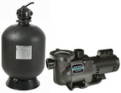 Build Your Own Sta-Rite Pool Pump and Sand Filter Pool Equipment Package - Item StaRiteSandBundle
