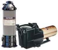 hayward pool pumps