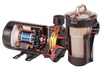 Hayward Powerflo Lx Pool Pump 1 Hp 115v 6 39 Cord Item Sp1580