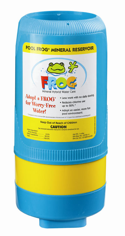 Hydropool Com Pool Frog Replacement Mineral Reservoir
