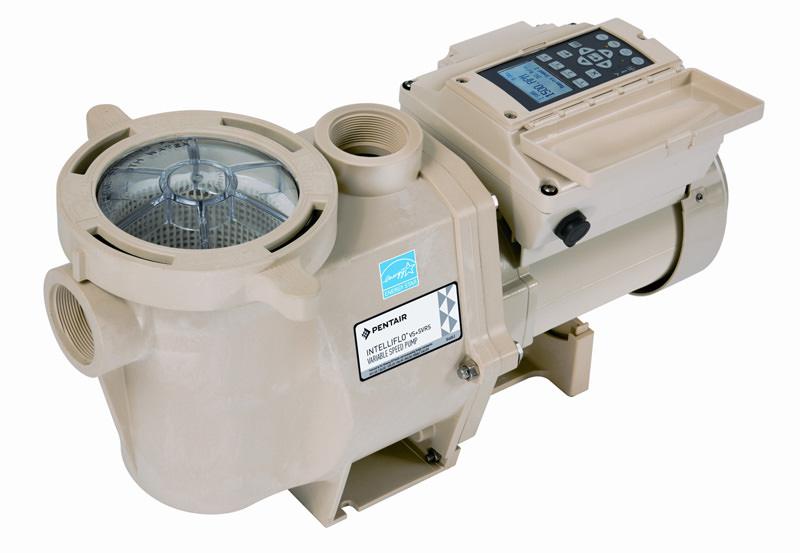 Pentair IntelliFlo VS SVRS Variable Speed Pump 3 HP 230v Hydropool