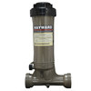 "Hayward In-Line Chlorinator 4.2 lb Capacity for 1.5"" Plumbing Item #CL100"