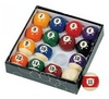 Pool Table Regulation Billiard Ball Set Item #NG2545