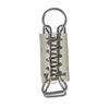 PoolTux Stainless Steel Short Spring with Cover Item #PAF-701-507