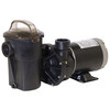 Hayward PowerFlo LX  Pool Pump 1.5 HP 115V 6' Cord Item #SP1580X15