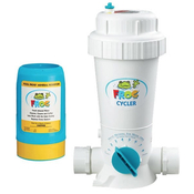 Pool Frog Model 5400 Cycler & Mineral Reservoir Package - 40,000 Gallons - Item 01-01-5480