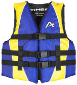 Airhead Universal Closed Side Youth Life Vest - Item 10010-03-A-BLYW