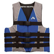Airhead Universal Closed Side Adult Life Vest S/M - Item 10010-04-A-BL