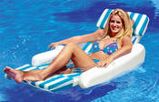 Swimline SunChaser Luxury Lounge Chair - Item 10010