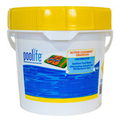 POOLIFE Active Cleaning Granules Pool Chlorine 25 lb - Item 22206
