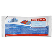 Poolife RapidShock 68% Pool Shock 1 lb - Item 22232