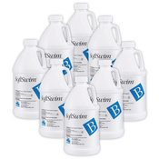 SoftSwim B Chlorine-free Sanitizer 1/2 Gallon Case (8 x .5 gallon bottles) - Item 22858-8