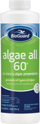 BioGuard Algae All 60 Pool Algaecide 32 oz - Item 23060