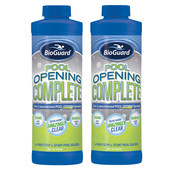 BioGuard Pool Opening Complete 3 in 1 Water Enhancer 32 oz - 2 Pack - Item 23765-2