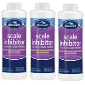 BioGuard Swimming Pool Scale Inhibitor 32 oz - 3 Pack - Item 23902-3