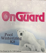 Jonas OnGuard Winterizing Kit 7,500 gal - Item 2601