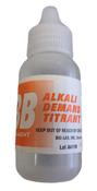 BioGuard Alkali Demand for pH Testing Reagent - 1 oz - Item 26250