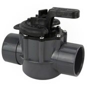 "Pentair 2"" Two-Way Diverter Valve - Item 263029"