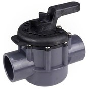 "Pentair 1.5"" Two-Way Diverter Valve - Item 263038"