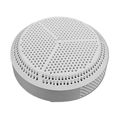 "Suction Cover VGB 4 7/8"" Diameter White Waterway - Item 30231U-WH"