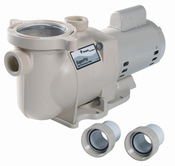 Pentair SuperFlo Pool Pump 1 HP 115/230v - Item 340038