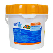 Poolife Cleaning Tablets Pool Chlorine 25 lb - Item 42116