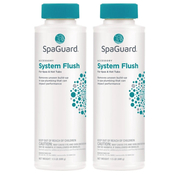 SpaGuard System Flush 24 oz - 2 Pack - Item 42650-2