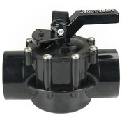 "Jandy Pro Series NeverLube 2"" Two-Way Diverter Valve - Item 4716"