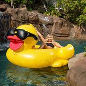 Giant Inflatable Derby Duck - Item 5000
