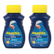 AquaChek 3 in 1 Test Strips Biquanide Qty: 25 (2 Pack) - Item 561625-2