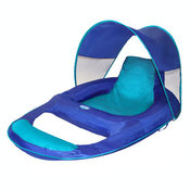 Swimways Spring Float Recliner With Canopy - Item 6038974