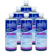 POOLIFE TurboBlu Water Clarifier 32 oz - Pack of 6 - Item 62064-6