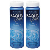 Baqua Spa pH Increaser with Mineral Salts 16 oz - 2 Pack - Item 83818-2