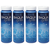 Baqua Spa pH Increaser with Mineral Salts 16 oz - 4 Pack - Item 83818-4