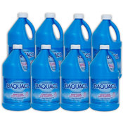 Baquacil Sanitizer and Algistat 8 x 1/2 gallon bottles Non-Chlorine Pool ... - Item 84321-8
