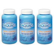 Baquacil Metal Control 1.25 lb - Pack of 3 - Item 84327-3