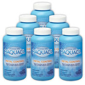 Baquacil Metal Control 1.25 lb - Pack of 6 - Item 84327-6