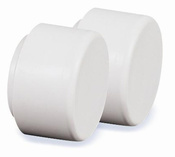 Universal Rubber Ladder Bumpers - Set of 2 - Item 87902