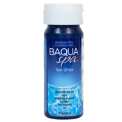 Baqua Spa 4-Way Quick Test Strips  Qty: 25 - Item 88854