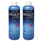 Baqua Spa Sanitizer 16 oz - 2 Pack - Item 88865-2