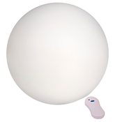 GalaxyGLO Solar Light Up Globe - Item 9015-L