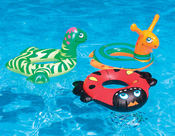 "Swimline 24"" Animal Head Rings - Item 9025"