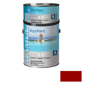 Ramuc Type EP Epoxy Pool Paint 1 Gal Vermillion - Item 908131401