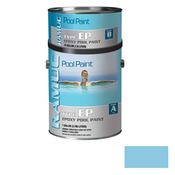 Ramuc Type EP Epoxy Pool Paint 1 Gal Dawn Blue - Item 908132801