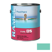 Ramuc Type DS Acrylic Water Based Pool Paint 1 Gal Aquagreen - Item 910130001