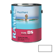 Ramuc Type DS Acrylic Water Based Pool Paint 1 Gal White - Item 910131101