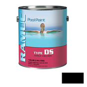 Ramuc Type DS Acrylic Water Based Pool Paint 1 Gal Black - Item 910132101