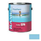 Ramuc Type DS Acrylic Water Based Pool Paint 1 Gal Dawn Blue - Item 910132801